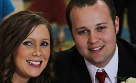 Josh and Anna Duggar Pic