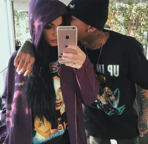 kylie tyga dating again Kylie jenner and tyga reportedly ended their on-again, off-again relationship of three years in april the reality tv star has since moved on and is currently dating.