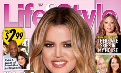 Khloe Kardashian Baby Claim