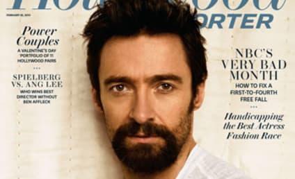 "Hugh Jackman Rumors ""Bug"" Wife; Actor Is Not Gay!"