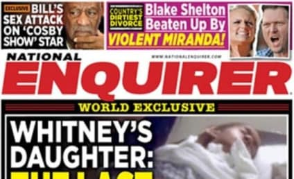 Bobbi Kristina Brown Deathbed Photo: Published on Tabloid Cover!