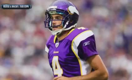 "Chris Kluwe: Vikings Coaches ""Cowards,"" Cut Me For Pro-Gay Marriage Views!"