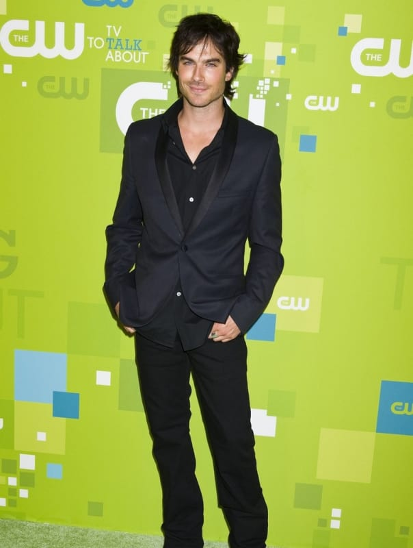 Strike a Pose Ian Somerhalder
