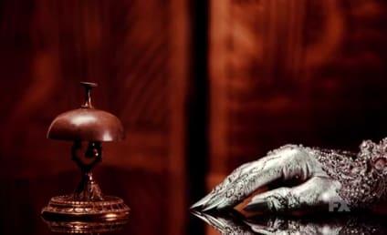 American Horror Story Hotel Promo: Is That Lady Gaga?