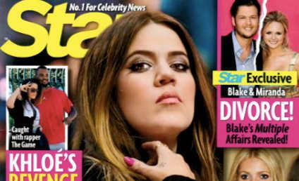 Khloe Kardashian: Cheating on Lamar Odom with The Game?!?