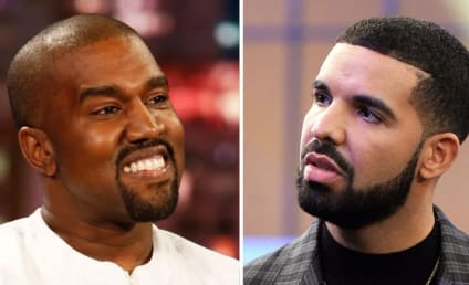 "Kanye West to Drake: Take My ""Good Energy and Love,"" Please"