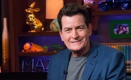 Charlie Sheen on Bravo