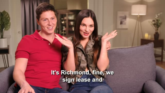 This Richmond apartment is much more reasonable