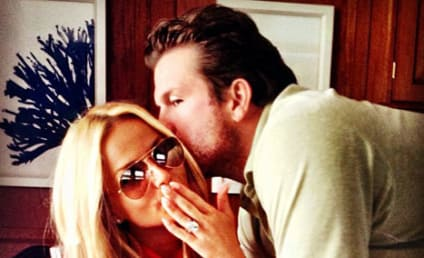 Doug Reinhardt and Allie Lutz: Engaged!