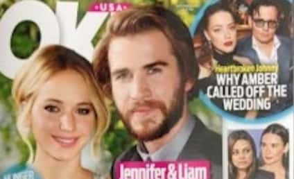 Jennifer Lawrence and Liam Hemsworth: Totally in Love?!?