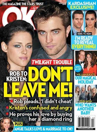 Problems for Robsten?!?