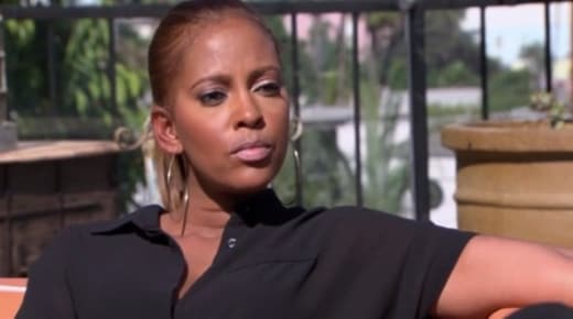 Sundy Carter on Basketball Wives