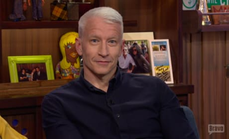 Anderson Cooper Would Love to Work with Kelly Ripa