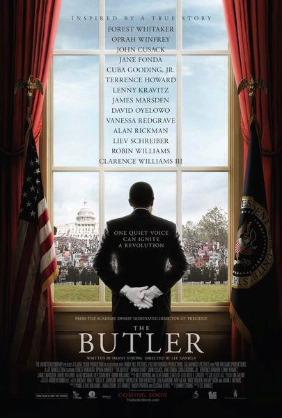 The Butler Poster