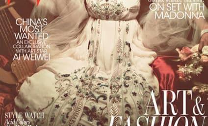 Nicki Minaj Goes Old School on W Magazine Cover
