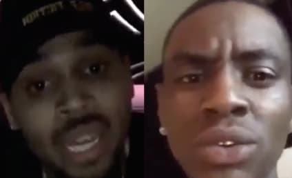 Soulja Boy Says Chris Brown Fight is For Rihanna; Mike Tyson Joins Team Breezy as Trainer
