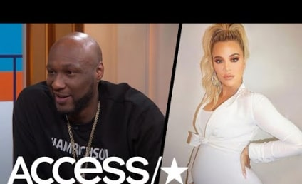 Lamar Odom: Khloe Kardashian Will Be a Great Mom! I'm Not Bitter!