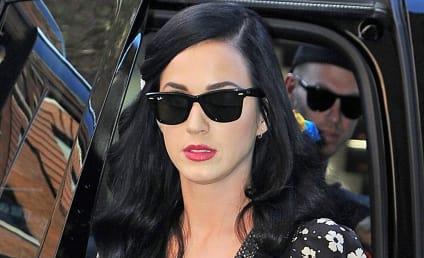Robert Pattinson and Katy Perry Hang Out, Watch Random Wedding Rehearsal