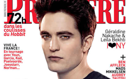 Robert Pattinson Opens Up About Post-Twilight Depression
