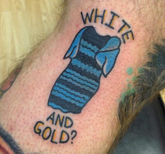 Wife swap homer simpson tatoo on pussy