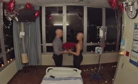 Cancer Patient Completes Chemo, Receives Surprise of a Lifetime