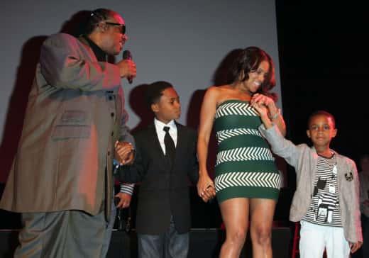 Stevie Wonder, Wife, Kids
