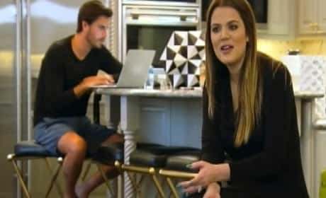 Khloe on Keeping Up