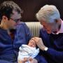 Bill Clinton, Grandson