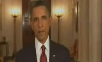 President Obama Addresses Nation, Confirms Death of Osama bin Laden