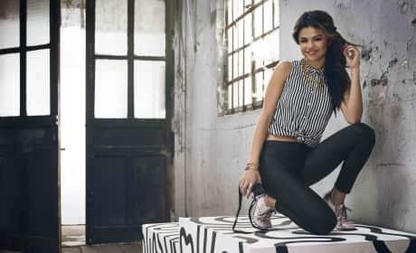 Happy Selena Gomez