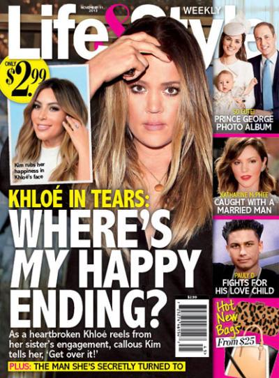 Khloe Kardashian: In Tears!