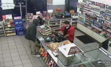 Trayvon Martin Surveillance Video: 7-Eleven Cameras Show Teen Just Before Shooting