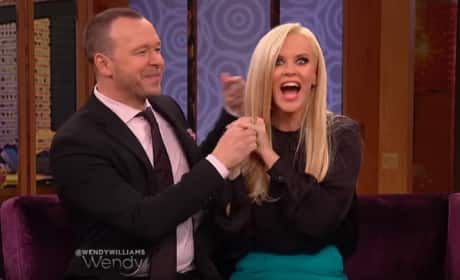 Donnie Wahlberg: Whatever Kanye, I'll Take That Finger!