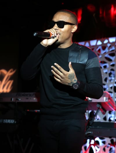 Bow Wow on Stage