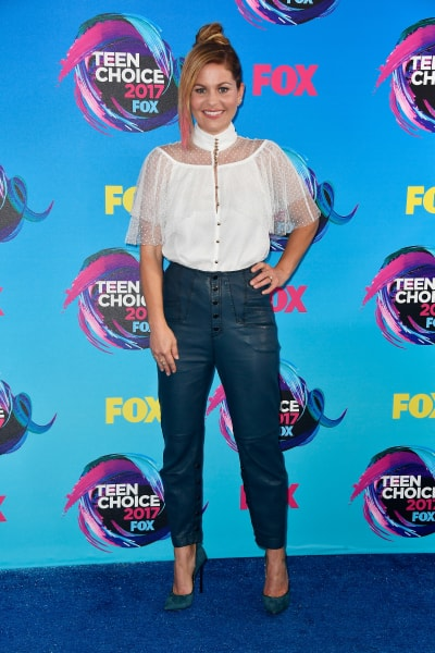 Candace Cameron-Bure at the Teen Choice Awards