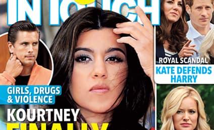 Kourtney Kardashian (Allegedly) Kicks Scott Out!!!