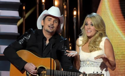 Carrie Underwood, Brad Paisley SLAM Hillary Clinton and Donald Trump at CMAs!