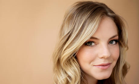 Eloise Mumford as Kate in 50 Shades of Grey ...