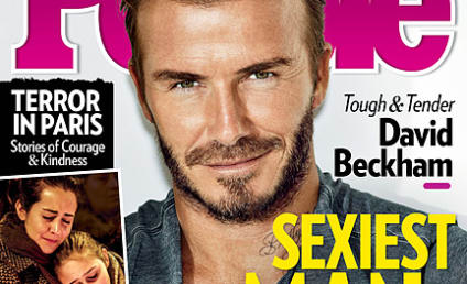 David Beckham Named People's Sexiest Man Alive!