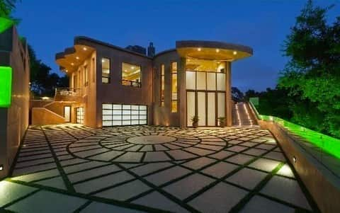 Rihanna New Mansion