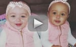 Biracial Twins Take Internet by Shocking, Precious Storm