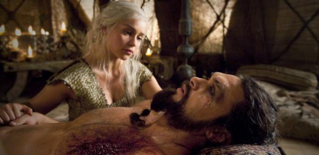 The Death of Khal Drogo