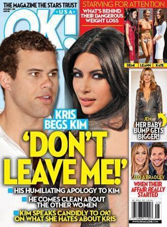 Kris vs. Kim Cover Story
