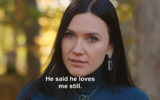 "Varya Malina ""he said he still loves me"""