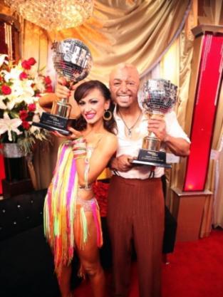 J.R. and Karina: Dancing With the Stars Winners
