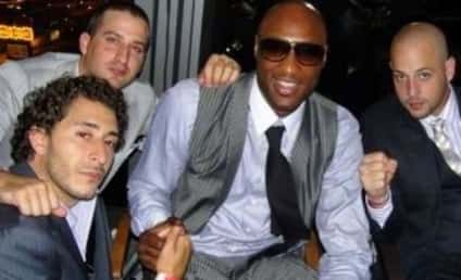 Lamar Odom: Headed to Rehab After Deaths of Two Closest Friends?
