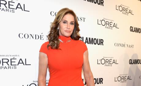 Caitlyn Jenner at Glamour Event