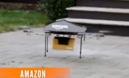 Amazon Prime Air Drone Delivery System Isn't Science Fiction