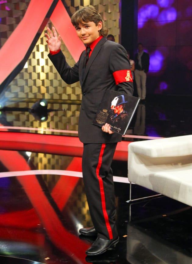 Prince Michael Jackson Image