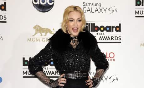 Madonna at Billboard Music Awards